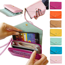 Women Brand women\'s Wallets Famous brand Designer Leather Purses Multi Colors Card Holder Women Phone Wallets for iphone 5 5s