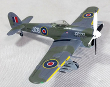 TRUMPETER 1:72 World War II Britain Typhoon MK.1B fighter plane model Rare collection aircraft model 36310
