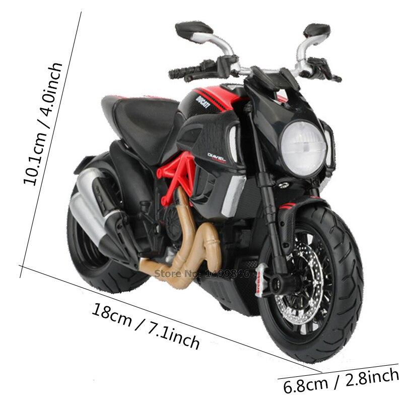maisto motorcycle model (4)