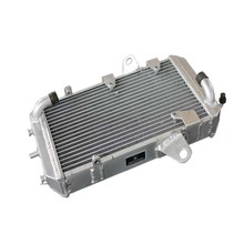 L&R Aluminum alloy radiator For CAN-AM/CANAM DS450 2008-2011 ATV parts accessories cooling replacement parts engine cooling(China)