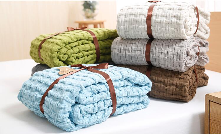120*180cm    Baby Knitted Blankets  Newborn photography props, photographic background<br>