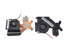 NEW ORIGINAL for IBM for Lenovo ThinkPad X300 X301 laptop Heatsink CPU Cooler Cooling Fan 44C0747 42X5067 44C0748