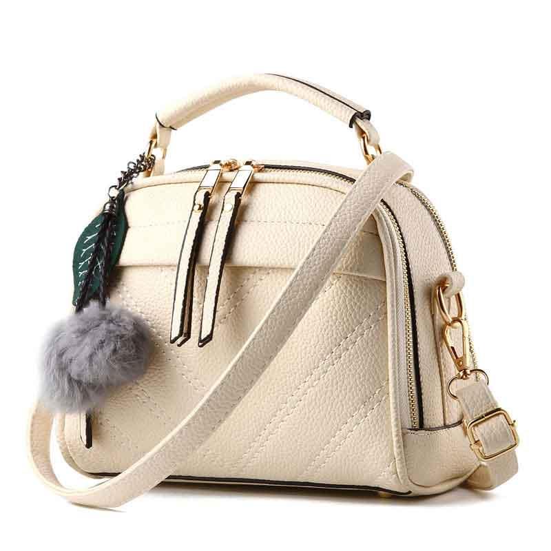 حقيبة الكتف للنساء بالوان متعددة 7