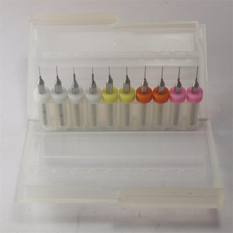 3D printer parts Reprap nozzle cleaning drill kit/set 0.2 /0.3/0.35/0.4/0.5 mm<br><br>Aliexpress