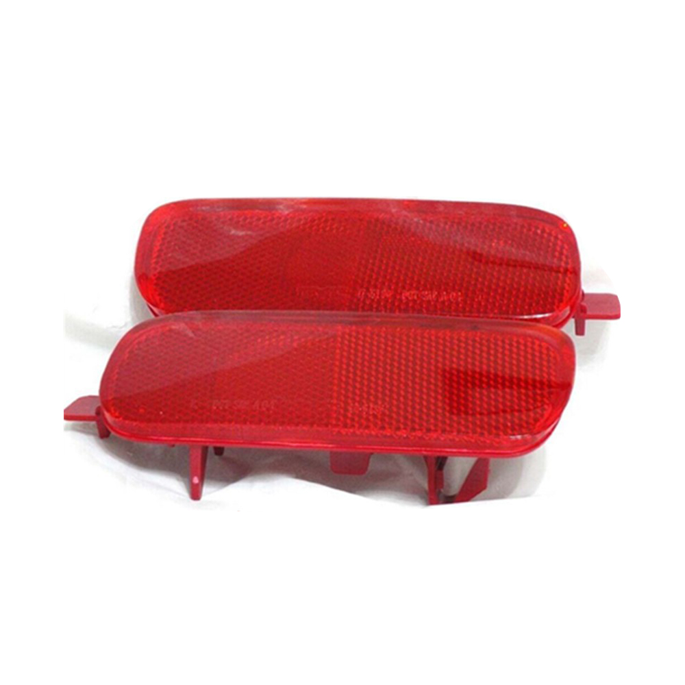 2PCS Right and Left side car Reflector Rear bumper light Stop Brake Lamp for Honda 2002 2003 2004 CRV RD5 <br><br>Aliexpress