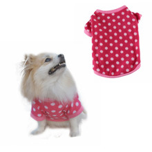 pet clothes for small dogs winter fleece clothing for dog Pet Products dog jaket winter warm ropa para perros(China)
