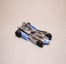 The original bulk sports car model toy car trumpet simulation miniature F1 back to the car