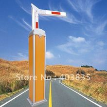 automatic barrier gate for traffic control(China)