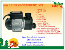 China hot tub circulation pump LX JA50 370W 0.5HP for many spa tubs Crazy-Lowest Price Beat anyone else,anywhere + Free shipping