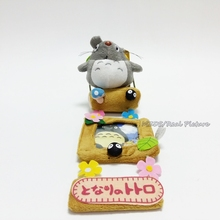 Hot Cartoon My Neighbor Totoro Plush Toys Soft Stuffed Dolls 28cm Anime Action Figure Birthday Gifts(China)