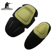 Tactical GEN2 Knee pad Elbow pad for military Airsoft uniform suits, Army military combat uniform, Support for pantball clothes(China)