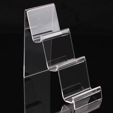 15.5*7*16.5cm clear acrylic bracelets bangles watch wallet display rack jewelry holder with new nice design A91