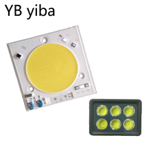 YB yiba 1PCS LED Lamp Chip 220V 50W Lightning protection led COB Smart IC Driver Fit For DIY LED Spotlight Floodlight(China)