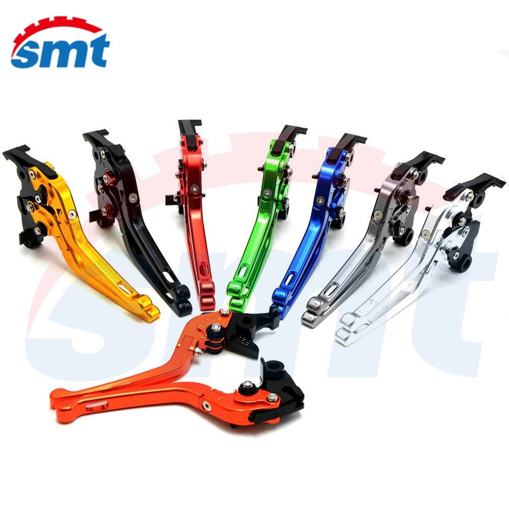 Motorcycle Adjustable 3D Folding Brake Clutch Levers Orange Color For HONDA RC51 RVT1000 SP-1 SP-2 VTR 1000 00 01 02 03 04 05 06<br>