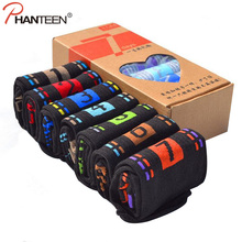 Phanteen Bamboo Charcoal Fiber 7 Days Man Socks 7 pieces a box Absorbent Soft Comfortable Casual Socks Smile Happy Men Socks