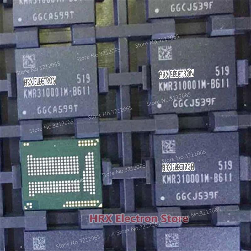 100% New Original KMR310001M-B611 EMCP BGA KMR310001M B611<br>