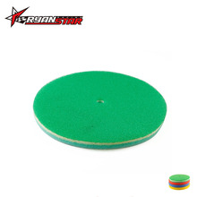 Air Filter Foam/Air Filter sponge Default color is Green Green Red Yellow