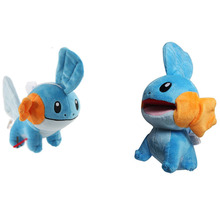 12-24CM Anime  XY Plush Cute Pocket Doll Soft Stuffed Mudkip Plush Toys With  Soft Doll For Children Gift
