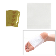 1Pair New Kinoki Detox Foot Patches Pads for Herbal Detoxification Cleansing Weight Loss Toxin Removal Hot(China)