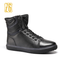 Buy 40-45 men boots working safety comfortable warm 2018 men winter shoes #GK8255-1 for $29.94 in AliExpress store