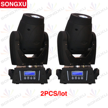 SONGXU 2pcs/lot Professional 120W LED Moving Head Spot Light for Stage Theater Disco Nightclub Party/SX-MH120