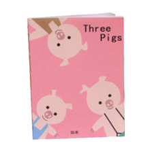 New and Hot 10pcs Cheap Cartoon Little Animal Mini Notebook Handy Notepad Paper Notebook(China)
