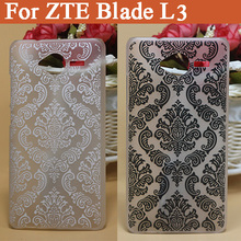Perfect Luxury Design Paisley Stylish case For ZTE Blade L3 Top Quality Hot Selling zte L3 COOL New Popular mobile phone cover