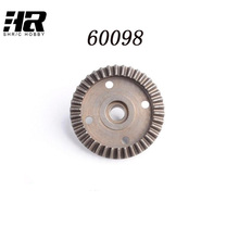 60098 Metal 38T driven gear suitable for RC car 1/8 HSP 94762 Automotive accessories Free shipping(China)