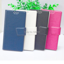 In Stock ! New Fashion Universal Flip PU Leather Case Cover For Nomi i503 Jump Mobile Phone #K3
