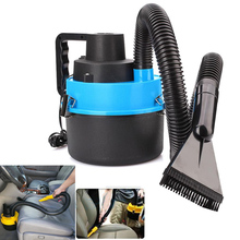 12V Wet Dry Vac Vacuum  Cleaner Inflator Portable Turbo Hand Held for or Shop