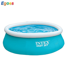 6ft x 20in Easy Set Inflatable Swimming Pool 28101(China)
