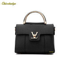 CCHICOLADYZ In the summer of 2017 the new tide of one shoulder oblique across small han edition fashion female bag bag carrying(China)