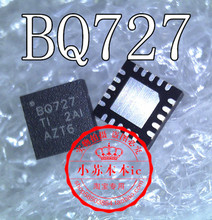 5pcs/lot BQ727 BQ24727 1-4 Cell Li+ Battery SMBus Charge Controller With Independent Comparator and Advanced Circuit Pro
