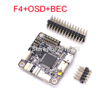 F4 OMNIBUS Flight Controller Board Built-in OSD BEC or Power Module for Mini Racing Drone