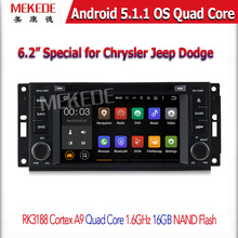 Quad Core 4 Android 5.1  car dvd for Player Jeep grand,patriot,wrangler,for dodge,300c Car radio  ,GPS navigation,radio,canbus
