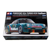 OHS Tamiya 24334 1/24 934 Turbo RSR Vaillant Scale Assembly Car Model Building Kits