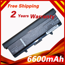 6600mAh laptop battery for DELL Inspiron 1525 1526 1545 1546 Vostro 500 WK380 WK381 WP193 X284G XR682 XR693 XR694 XR697