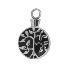 Life Tree Cremation Pendant Urn Keepsake Pet Ash Holder 2016 Newest Arrival ee