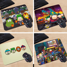 Babaite Cute South Park Funny Mat Free Shipping Mouse Pad Rubber Mat Two Sizes No Overlock Edge