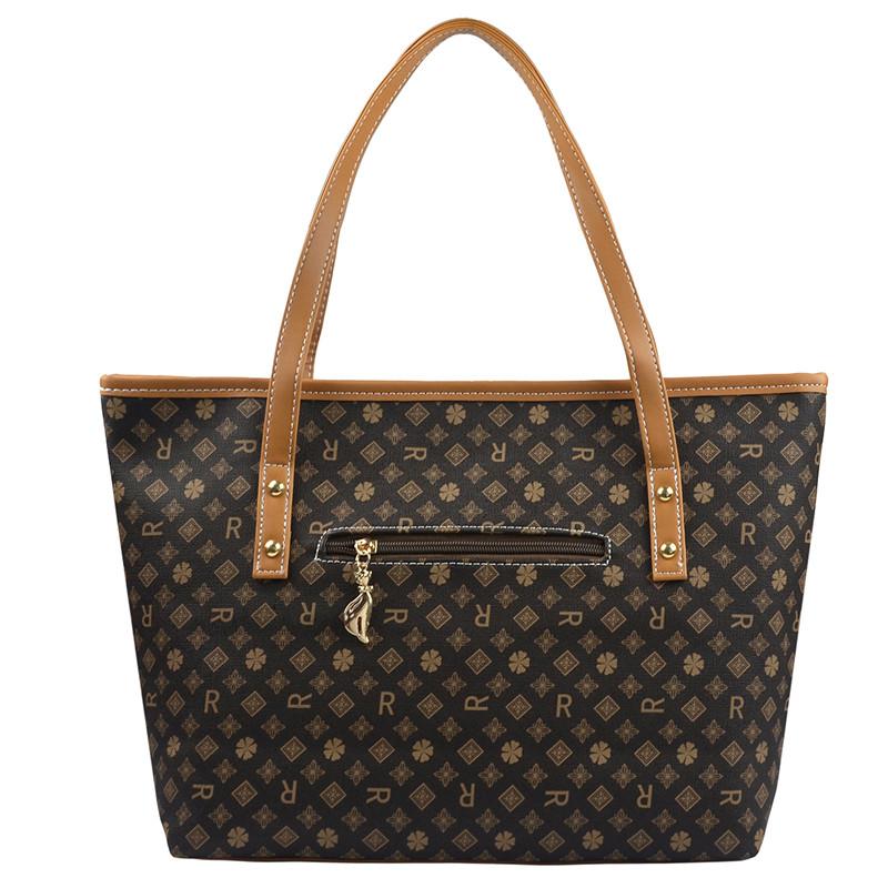 Micom Printed Bag Female Luxury Handbags Women Bags Designer Shoulder Bags Women High Quality Leather Hand Bag Bolsa Feminina 22