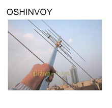 OSHINVOY UV dual band yagi antenna 430/144M repeater yagi antenna dual band two way radio base station 144M yagi antenna