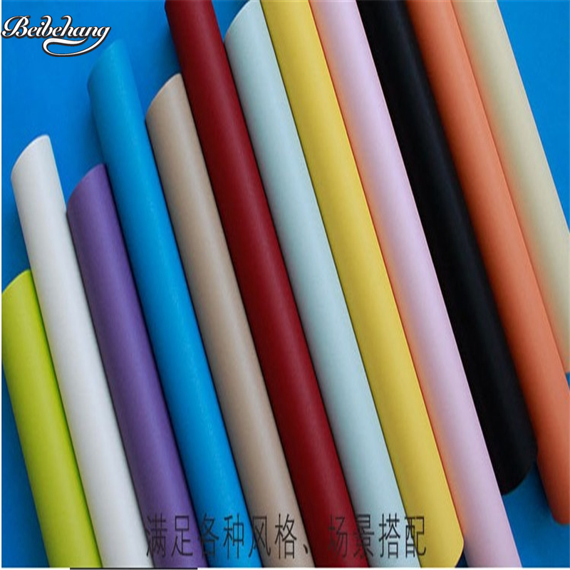 beibehang beibehang Modern simple pure color color wallpaper color bedroom living room clothing store home decoration wallpaper<br>