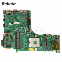 Reboto For MSI MS-17611 Laptop motherboard mainboard HM76 DDR3 full tested free shipping(China)