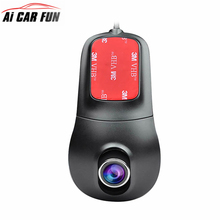 NT96655 Full HD Night Vision Car Dvr Camera 1080P IMX322 Dashcam Two Lens Video Recorder Auto Wifi Camcorder Dash Cam
