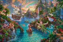 Thomas Kinkade Anime Oil Painting Art Print On Canvas Christmas Home Decoration Wall Art Free Shipping NO framess GZ96 Pete(China)