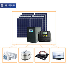 BFS-3000W-S A.B.T BESTSUN free energy solar power system full Set solar green energy system 3000W solar power product(China)