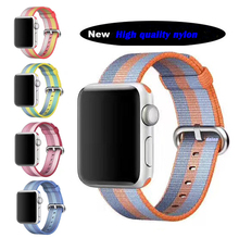 DALAN her nylon strap For Apple Watch band 38mm 42mm series 1 series 2 women men