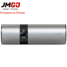 JmGO вид jmgo P2 DLP мини-проектор Led Wi-Fi 3D Full HD 1080 P Smart Театр 180 дюймов Hi-Fi Bluetooth портативный Proyector(China)
