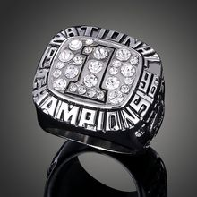 Classic collection University of Florida Gators Football Team 1996 Replica Sugar Bowl Games Rings championship rings Men Jewelry