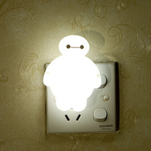 Bestfire Bo white Nightlight Nightlight cartoon products LED spread of new exotic products